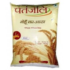 Patanjali Whole Wheat Atta 10 KG