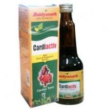 Baidyanath Cardiactiv - With Arjun and Nagkeshar Extract - Cardiac Tonic