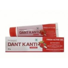 DANT KANTI FRESH ACTIVE GEL 80 GM
