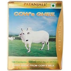 Patanjali Cow's Ghee 500 ML