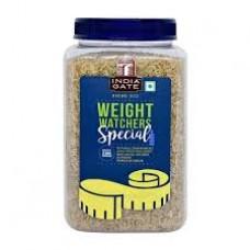 India Gate Brown Rice 1kg Jar