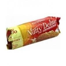 NUTTY DELITE BISCUITS 100 GM