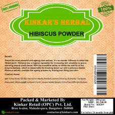 Kinkars Herbal Hibiscus Powder 200 GM
