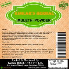 Kinkars Herbal Mulethi Powder 200 GM