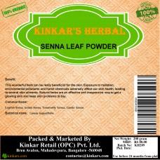 Kinkars Herbal Senna Powder 200 GM