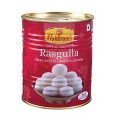 Haldiram's Nagpur Rasgulla Tin  500g