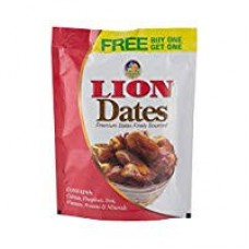 Lion Seeded Dates 250gm Refill -buy one Get one free