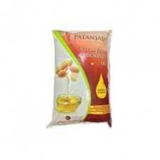 GROUNDNUT OIL 1 LTR Pouch