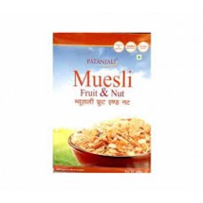 MUESLI FRUIT & NUT 200 GM