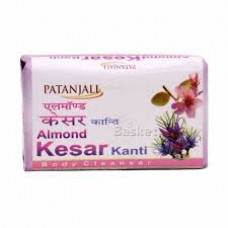 Almond Kesar Kanti Body Cleanser, 75gm